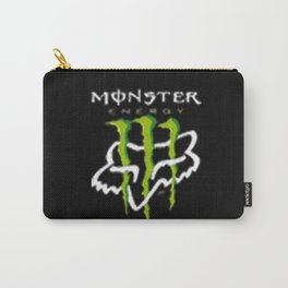 Monster fox racing Carry-All Pouch