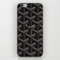 Goyard Original iPhone Skin
