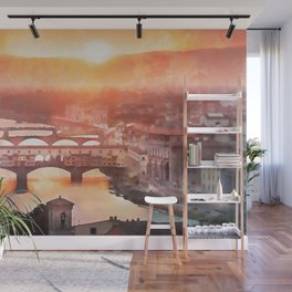 Florence, Italy Wall Mural