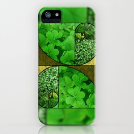 Fibonacci Chic (Layers #2) iPhone Case