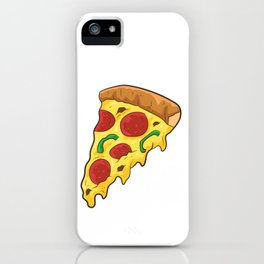 Pizza Food Love Pizza Slice iPhone Case