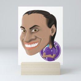 Marta Vieira da Silva OLR Mini Art Print