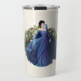 Enchanting Blue Travel Mug