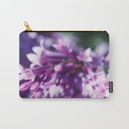 Lilacs close up Carry-All Pouch