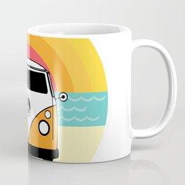 Hippie Van Coffee Mug