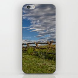 Lonesome Road iPhone Skin