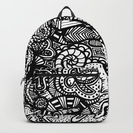 Under the Sea Doodle Backpack