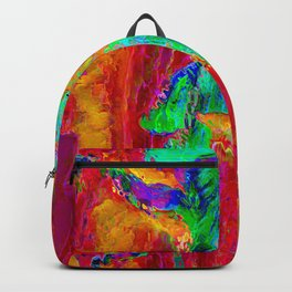 Abstract Dance 01 Backpack