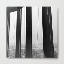 Window - 3 Metal Print