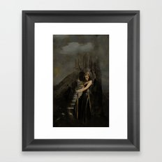 Respite Of Andraste - Fantasy Framed Art Print
