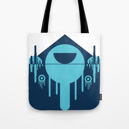 Alternative Face Tote Bag