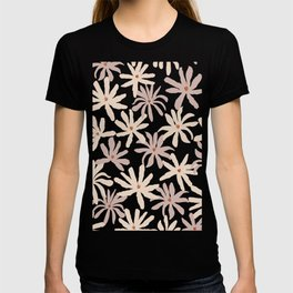 Sunny Spring Time Magnola Flowers  T-shirt