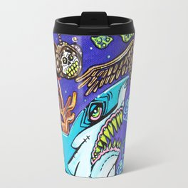 Dark Tide Travel Mug