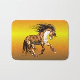 Mystical Horse .. fantasy Bath Mat