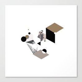 dreamer no.4 Canvas Print