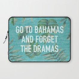 Go to Bahamas Laptop Sleeve