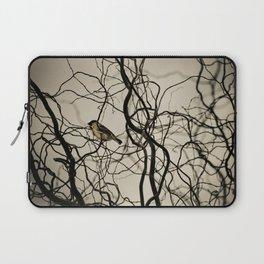 Lonely Bird... Laptop Sleeve