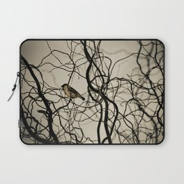 Lonely Bird... Laptop Sleeve