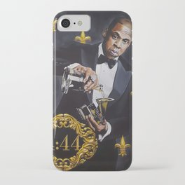 Jay-Z Black Opulence iPhone Case
