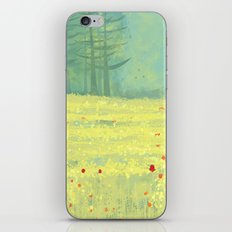 Meadow near Périgueux iPhone & iPod Skin