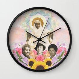 Erika's Dream Wall Clock
