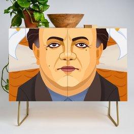 Diego Rivera Credenza