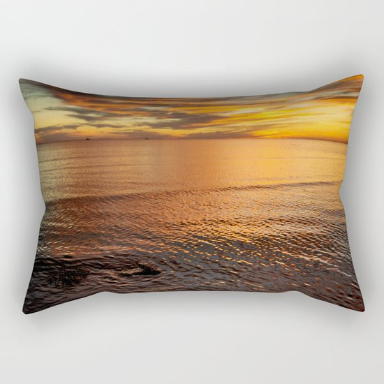 Every Moment Matters Rectangular Pillow