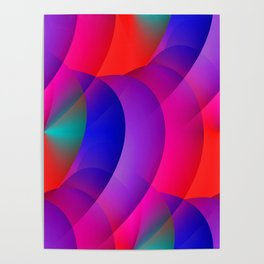 pattern and color -03- Poster