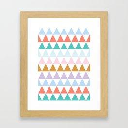 Colour of Spring 3 Framed Art Print