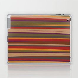 Fourth Doctor Scarf Laptop & iPad Skin