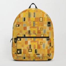 Klimt Pattern Backpack