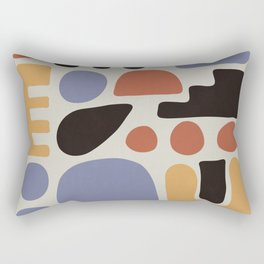 Shapes & Colors Rectangular Pillow