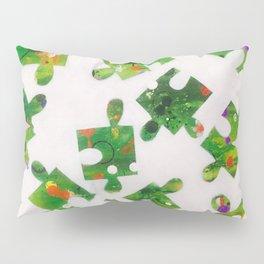 Puzzled Pillow Sham