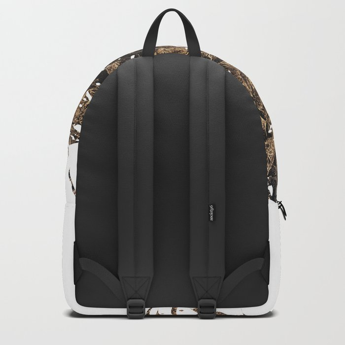 Provocative Face Backpack