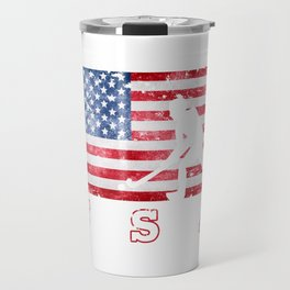Team USA Field Hockey on Olympic Games Travel Mug