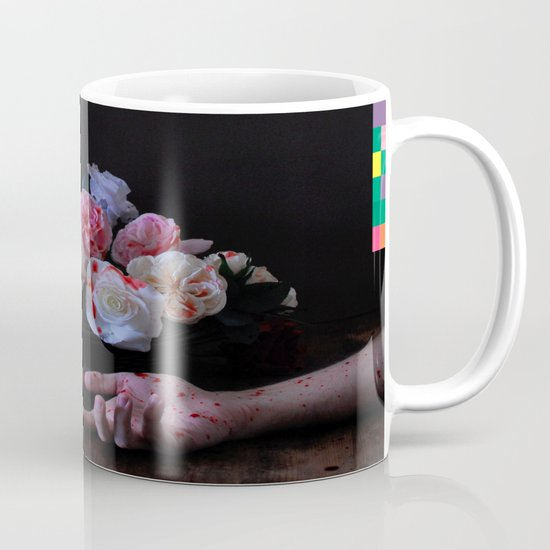 """Power, Corruption & Lies"" by Cap Blackard Mug"
