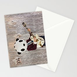 Peter Panda Rocking Out Stationery Cards