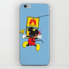 A Better Mousetrap iPhone Skin
