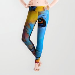 Labrador Retriever Leggings