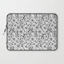 Sakura seamless pattern. Laptop Sleeve