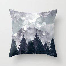 Winter Tale Throw Pillow