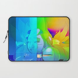 The Divine in the Drift Laptop Sleeve