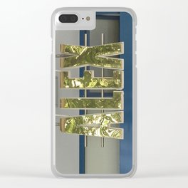 Alexanderplatz Clear iPhone Case