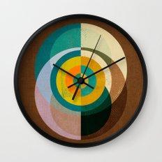 Textures/Abstract 76 Wall Clock
