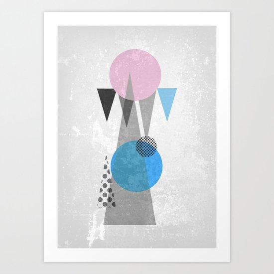 Genitrix Art Print