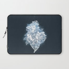 Mermaids Laptop Sleeve