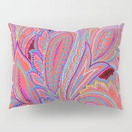 paisley heart  Pillow Sham