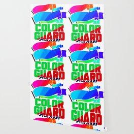 Color Guard Crew Color Guard Gift Idea Wallpaper
