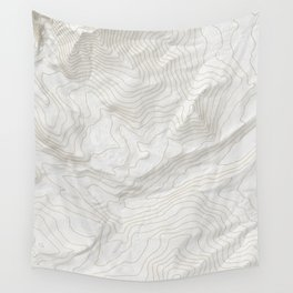 Contours Wall Tapestry