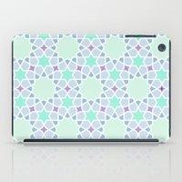 arabic iPad Cases featuring Arabic pattern by tuditees